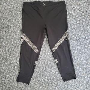 Gap compression leggings